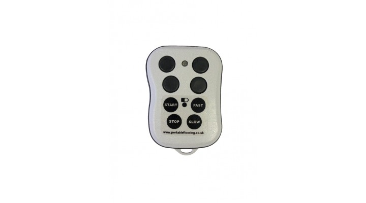 LED Twinkling Dance Floor Remote