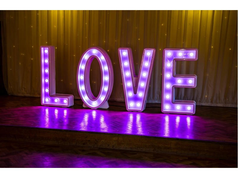 led love letters set