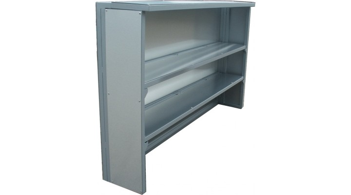 Folding Bar Shelving