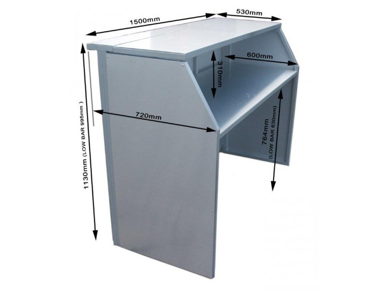 Grumpy Joes Mobile Folding Bars