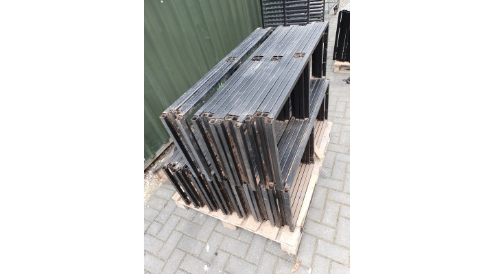 Used 4ft x 4ft Stage Frame