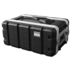 ABS Rack Flight Case - 4U Short