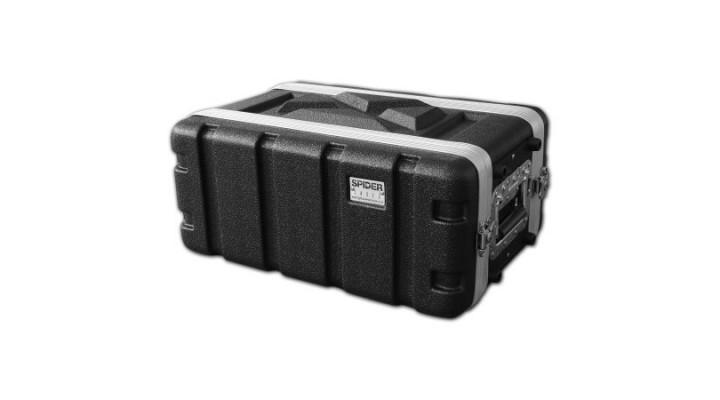 ABS Rack Flight Case - 4U Short