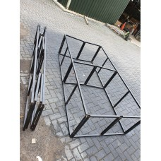 Used 8ft x 4ft Stage Frame