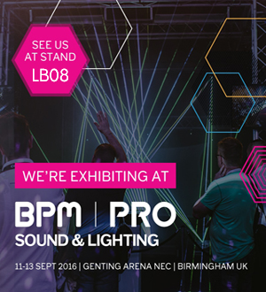 We are exhibiting at BPM Pro!